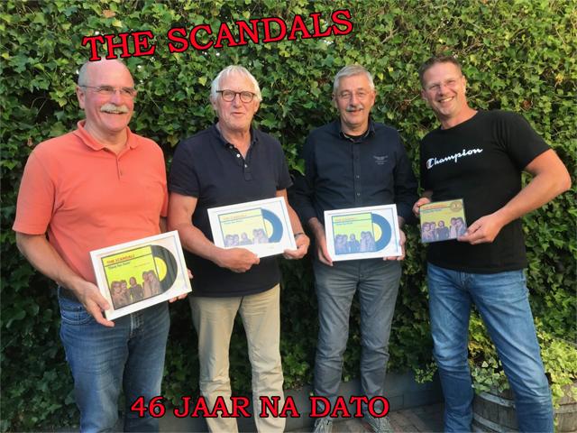 Mooifeessie met The Scandals